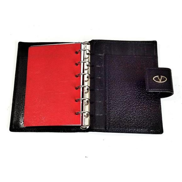 køb billigt det billigste bedste værdi Valentino Garavani Notepad & Address Book / Wallet